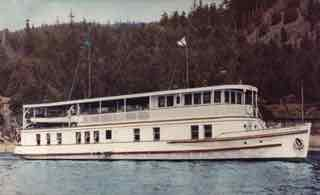 Seattle Historical Boat